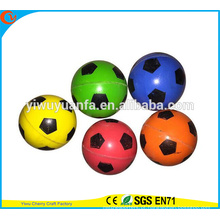 2016 Hot Sell High Rubber Football Bounce Ball Toy para presente
