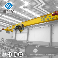 1t,2t,3t,5t,10t Electric Hoist Overhead Crane for Workshop
