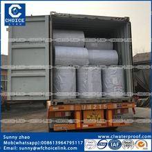Fiberglass compound base for bitumen membrane
