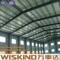 Steel Frame Structure with Design by Wiskind for Top Quality