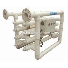 254nm UPVC / SS 316 Esterilizador UV para cultivo marinho