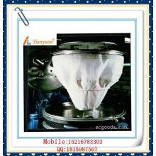 Анти-Щелочная полипропиленовая многофиламентная фильтровальная ткань