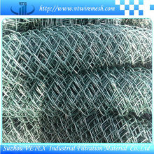 Oxidation-Resisting Chain Link Fencing Mesh