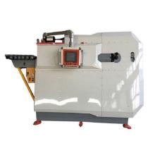 Grande máquina de dobra de aro de barra de aço