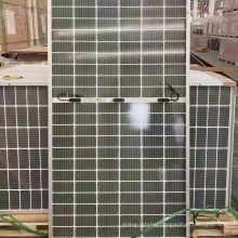 JA solar panels for electricity 400W 405W 410Wt 9bbsolar cells solar panel With TUV certificate 440wat