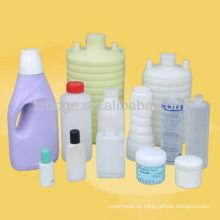 botella de plástico herramientas de moldeo por soplado