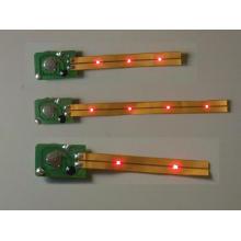 Luz eléctrica LED para el brazalete de seguridad
