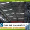 Professionelle und qualitativ hochwertige Stahlkonstruktion Warehouse & Workshop