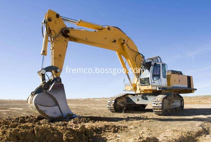 13.5 Tons Hydraulic Excavator