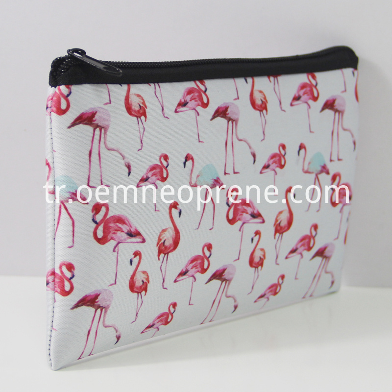 Neoprene Beauty Bag