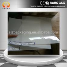 waterproof transparent milky white film for inkjet printer