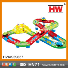 Hot Selling funny DIY kids wholesale slot cars