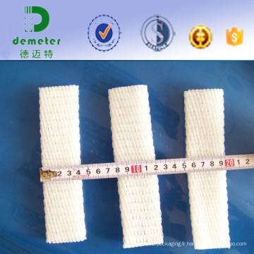 Manchon en plastique adapté aux besoins du client de vente chaude d'OEM bon marché pour la mangue fraîche, emballage de goyave fait de 100% de polythène vierge