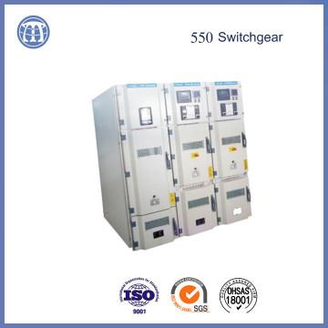 MdGetr 550 Festisolierung metallverkleideter Schaltanlagen