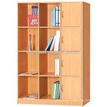 File Cabinet with Door, Wooden Book Shelf