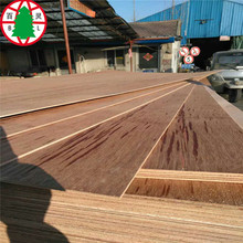 Keruing plywood for furniture grade