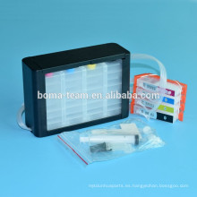 Para el sistema de suministro de tinta ciss de la impresora hp 934 935 con chip de restablecimiento automático para la impresora hp officejet pro 6830 6835 6230 6815 6812