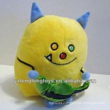 Fábrica de venta al por mayor de encargo monstruo gato felpa de juguete