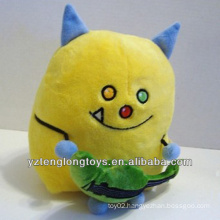 Factory Wholesale Custom Monster Cat Plush Toy
