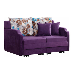 Sleeper Armrest Loveseat Couch Sofa Cum Bed