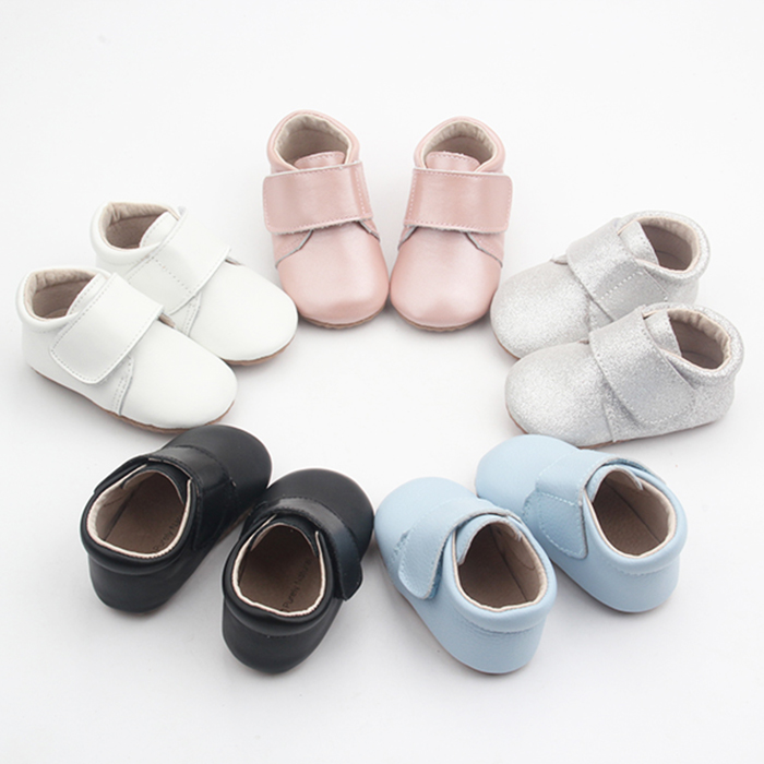 baby soft sole blue casual shoes breathable