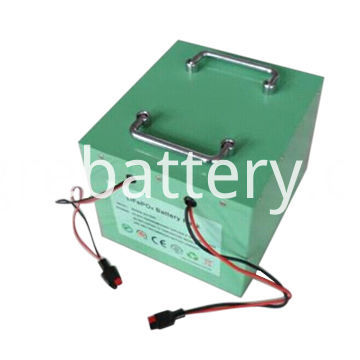 LiFePO4 battery pack for golf trolley