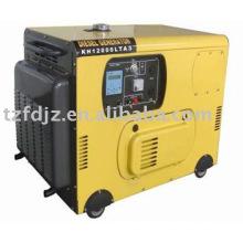Gerador diesel silencioso de 10KVA