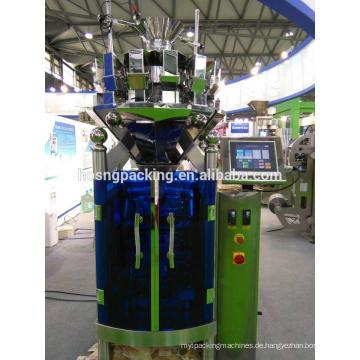 Doppel-Servomotoren Vertikale Verpackungsmaschine HS-380