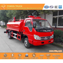 mini fire water tank truck foton brand 5000L