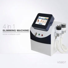 Le plus nouveau multifonction ultrasonique Cavitation électrique stimulation musculaire machine de perte de poids