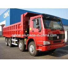 Sinotruck HOWO Dump Truck 8X4 Capacity 20cbm-25cbm