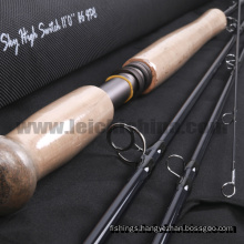 Im12 Carbon 4A Cork Handle Switch Fly Fishing Rod