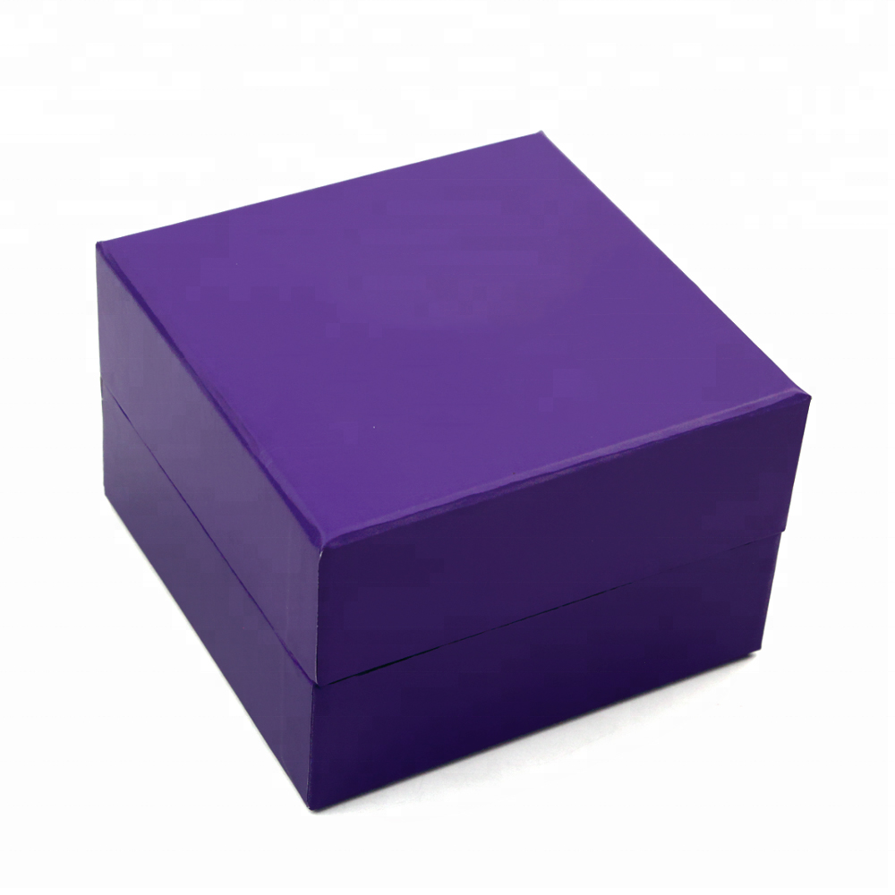 Luxury Custom Paper Watch Box Watch Gift Box