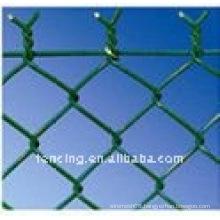 PVC Chain link fence(1.8/2.2MM X 50X50MM x 1.8m x 30m)
