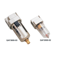 QAF Filter Regulator Lubricator Air Treatment Unit