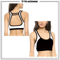OEM Design Custom Women Polyester Spandex Sexy Sports Yoga Bra