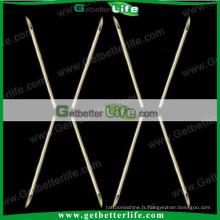 50 PCS jetable stérilisée 11G piercing aiguille