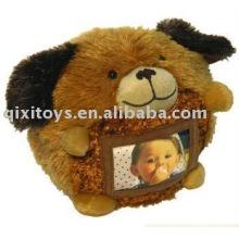 children cute animal plush photo frame