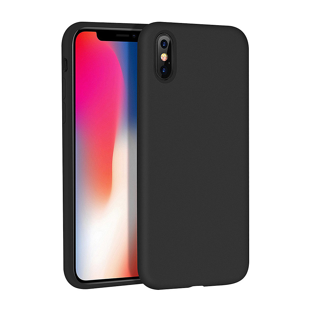Liquid Silicone Iphone X Case