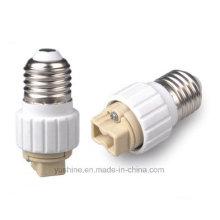 Adaptador de lámpara E27 a G8.5 con aprobación CE