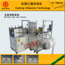 Ultraschall Non-Woven Shoe Cover Machine