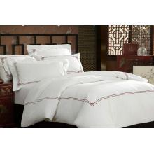 Hôtel 5 étoiles Linen Water Ripper 100% coton blanc
