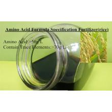 Aminoácido Fórmula Especificação Fertilizante (Arroz)