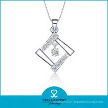 Hochwertige Silber Anhänger Halskette (SH-N0039)