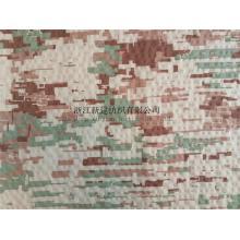 Camouflage-Gewebe aus Nylon-Baumwolle für Saudi-Arabien