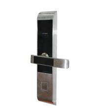 Vente chaude intelligent serrure de porte de capteur intelligent avec cinq corps de verrouillage standard de la langue américaine