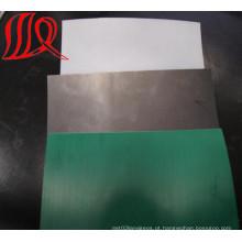 Geomembrana Plasic do HDPE da resistência de envelhecimento de 1.5mm para o lago