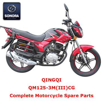 Qingqi QM125-3M CG Complete Motorcycle Spare Part