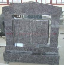 Granite Stone Book Headstone Book Monument