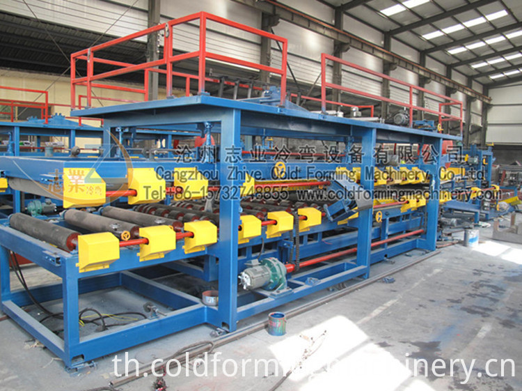 Eps Roof Sandwich Panel Panels Roll Forming Machine